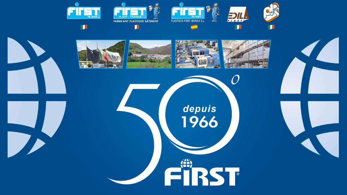 50 ans de First Corporation