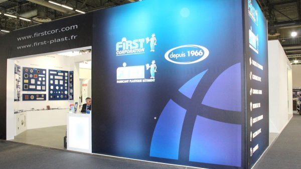 Batimat 2017: Stand First Plast France