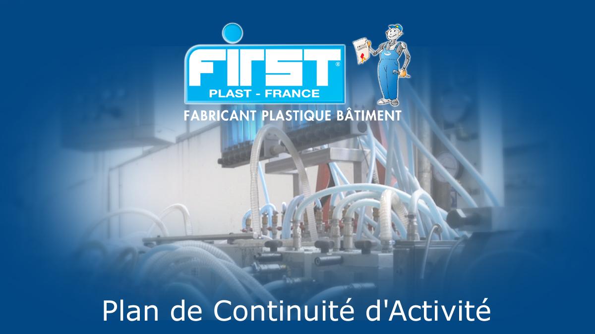 COVID-19: Plan de Continuité d'Activité