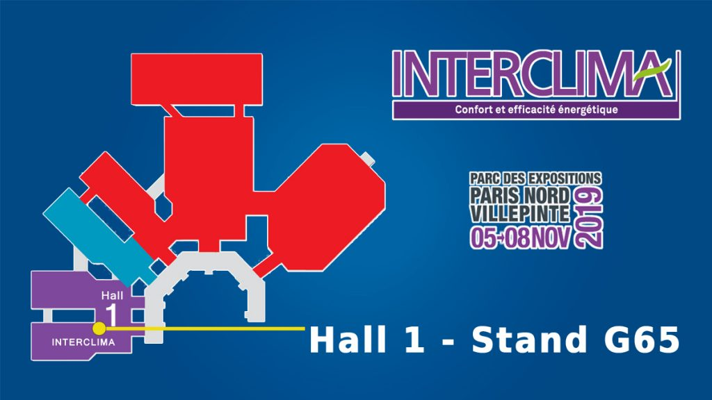 Salon international INTERCLIMA 2019